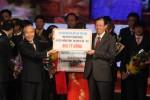 Petrovietnam ủng hộ 600 tỉ đồng cho quỹ vì người nghèo năm 2012