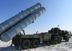Nga triển khai hệ thống phòng không S-400 gần biên giới