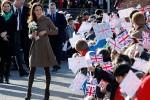 Những hình ảnh mới nhất về công nương Kate Middleton