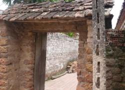 Trùng tu 10 nhà cổ tại làng Đường Lâm