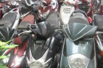 Phá đường dây mua bán 115 xe môtô trộm cắp