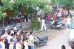 Hình ảnh về vụ ẩu đả nghiêm trọng trên phố Nghi Tàm