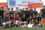 PVA2 đoạt cúp vô địch giải Bóng đá Petrosetco – PVA Open năm 2011