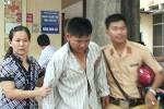 Hà Nội: Cảnh sát giao thông bị đâm khi đang làm nhiệm vụ