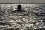 Israel nhận tàu ngầm hạt nhân mới