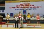 Bế mạc Giải vô địch bóng bàn toàn quốc tranh Cúp Dầu khí Việt Nam