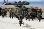 Cận cảnh Hàn Quốc diễn tập đổ bộ trên biển Hoàng Hải