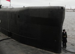 Nga sắp triển khai tàu ngầm hạt nhân chiến lược mới