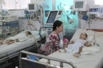 Số ca tử vong tay chân miệng dẫn đầu trong các bệnh truyền nhiễm