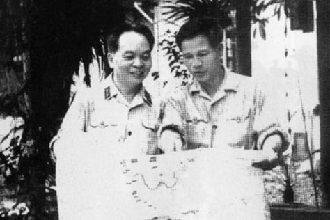 Đại tướng Nguyễn Chí Thanh - người học trò xuất sắc của Chủ tịch Hồ Chí Minh
