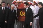Tiễn biệt cố Chủ tịch Võ Chí Công