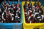 Sản xuất rượu từ cồn, hương liệu và nước lã