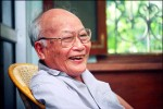 Nhà văn Tô Hoài – một trong 10 công dân ưu tú Thủ đô năm 2011