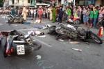 """Khởi tố hình sự tài xế """"xe điên"""" gây tai nạn hàng loạt"""