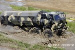 Các mẫu xe vận tải quân sự của Quân đội Nga