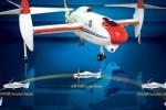 Hàn Quốc trình làng máy bay không người lái nhanh nhất thế giới