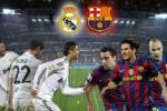 """Trước trận """"siêu kinh điển"""" Real – Barca"""