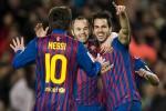 Real Madrid (1-3) Barca: Tuyệt đỉnh Barca!