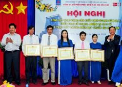 PVC-Mekong tổng kết năm 2011 và triển khai kế hoạch, nhiệm vụ năm 2012