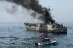 Hải quân Iran tập trận 10 ngày tại Eo biển Hormuz