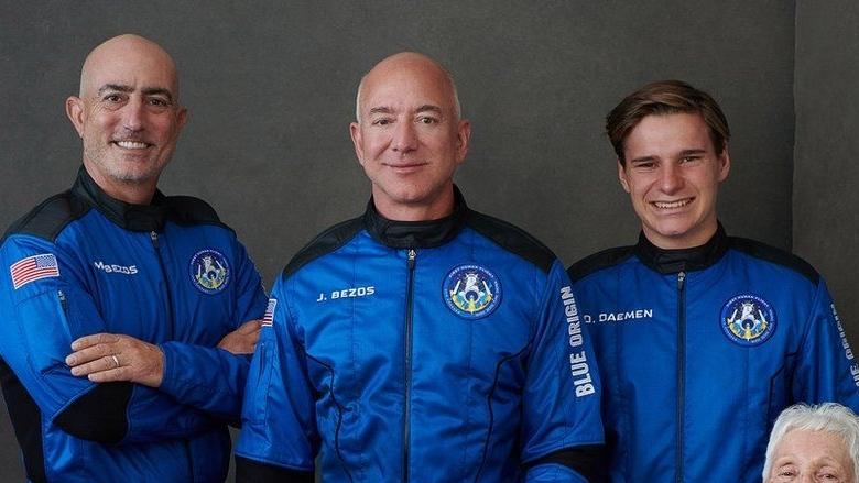 Tỷ phú Jeff Bezos tài trợ 200 triệu USD cho Viện Smithsonian