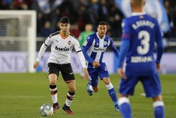 Link xem trực tiếp Valencia vs Deportivo Alaves (VĐQG Tây Ban Nha), 23h30 ngày 24/4