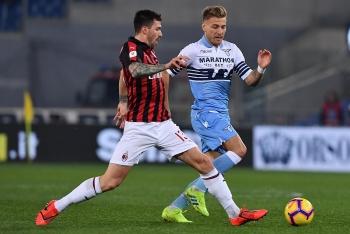 Link xem trực tiếp Lazio vs AC MIilan (Serie A), 01h45 ngày 27/4