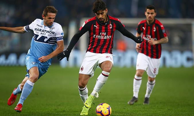 Xem trực tiếp Lazio vs AC Milan ở đâu?