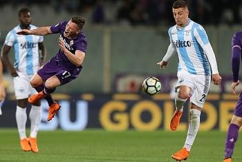 Xem trực tiếp Fiorentina vs Lazio ở đâu?
