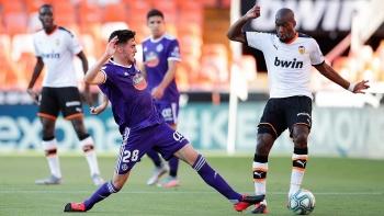 Xem trực tiếp Valencia vs Valladolid ở đâu?