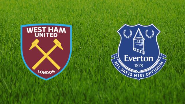 Xem trực tiếp West Ham Utd vs Everton ở đâu?