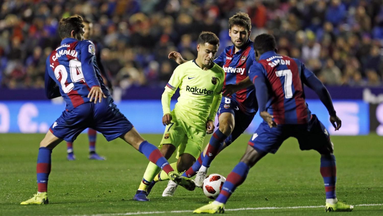 Link xem trực tiếp Lavante vs Barcelona (La Liga), 03h00 ngày 12/5