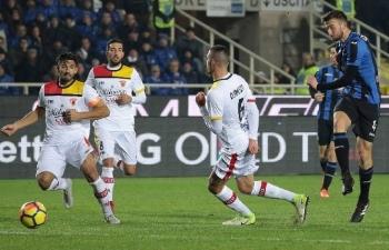 Link xem trực tiếp Atalanta vs Benevento (Serie A), 01h45 ngày 13/5.