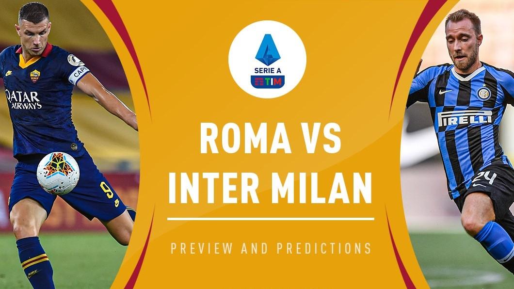 Xem trực tiếp Inter vs Roma ở đâu?
