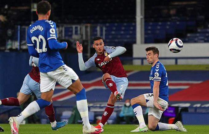 Xem trực tiếp Aston Villa vs Everton ở đâu?