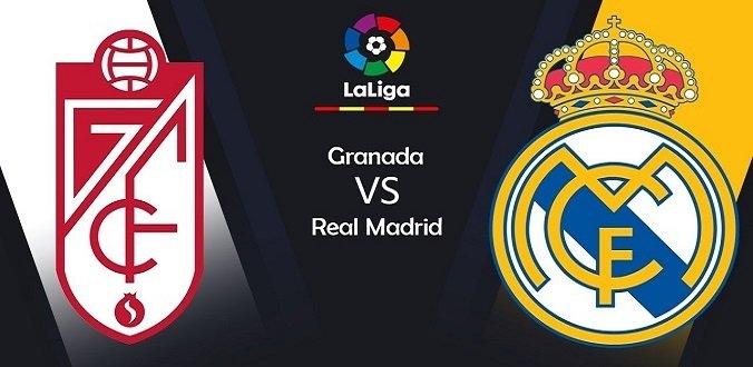 Xem trực tiếp Granada vs Real Madrid ở đâu?