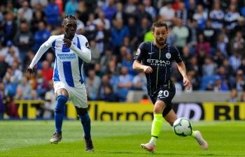 Xem trực tiếp Brighton vs Man City ở đâu?