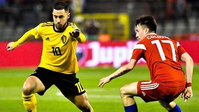 Link xem trực tiếp Bỉ vs Nga (vòng 1 Euro 2021), 02h00 ngày 13/6