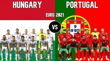 Link xem trực tiếp Hungary vs Bồ Đào Nha (vòng 1 Euro 2020), 23h00 ngày 15/6