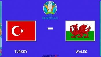 Euro 2020: Xem trực tiếp Thổ Nhĩ Kỳ vs Wales ở đâu?