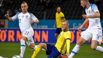 Euro 2020: Xem trực tiếp Thụy Điển vs Slovakia ở đâu?