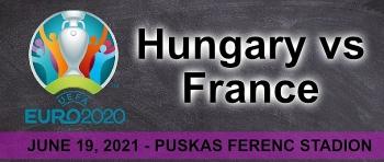 Euro 2020: Xem trực tiếp Hungary vs Pháp ở đâu?
