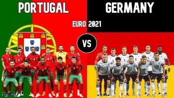 Euro 2020: Xem trực tiếp Bồ Đào Nha vs Đức ở đâu?