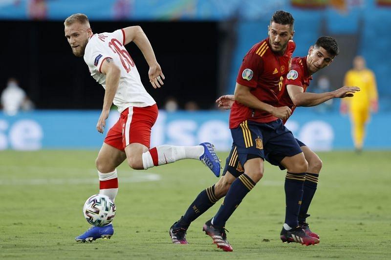 Link xem trực tiếp Slovakia vs Tây Ban Nha (vòng 3 Euro 2020), 23h00 ngày 23/6