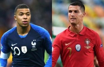 Link xem trực tiếp Bồ Đào Nha vs Pháp (vòng 3 Euro 2020), 02h00 ngày 24/6
