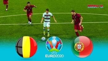 Euro 2020: Xem trực tiếp Bỉ vs Bồ Đào Nha ở đâu?