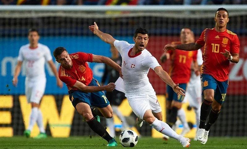 Link xem trực tiếp Thụy Sỹ vs Tây Ban Nha (vòng tứ kết Euro 2021), 23h00 ngày 02/7