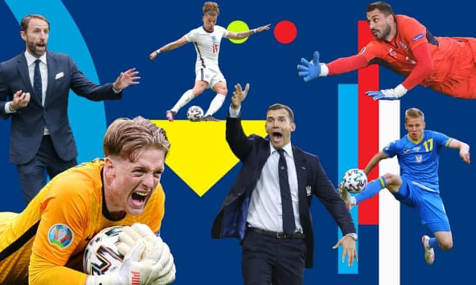 Link xem trực tiếp Ukraina vs Anh (vòng tứ kết Euro 2021), 02h00 ngày 04/7