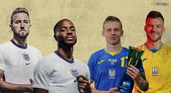 Euro 2021: Xem trực tiếp Ukraina vs Anh ở đâu?