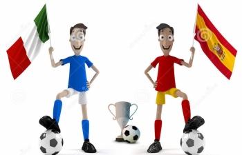 Link xem trực tiếp Ý vs Tây Ban Nha (Bán kết Euro 2020), 02h00 ngày 7/7
